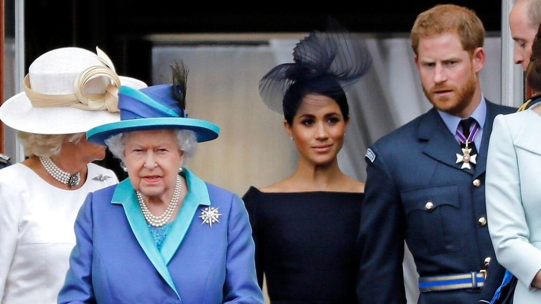 Lidt over halvandet år nåede hertuginde Meghan at være officielt medlem af det britiske kongehus, før hun og prins Harry besluttede at droppe deres kongelige tilværelse.