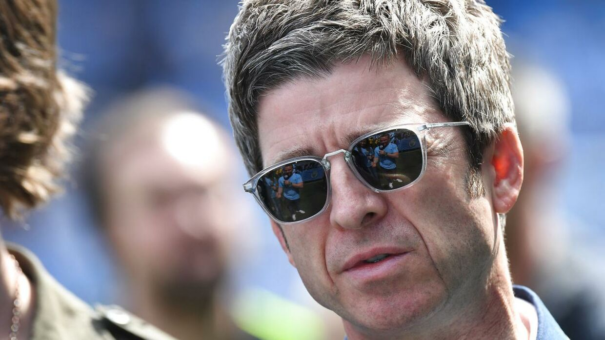 Noel Gallagher.