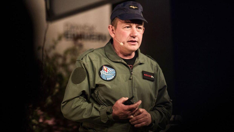 Peter Madsen myrdede journalisten Kim Wall ombord på sin ubåd.