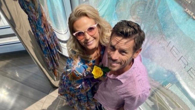Tina Lund og Allan Nielsen er tilbage i Dubai.