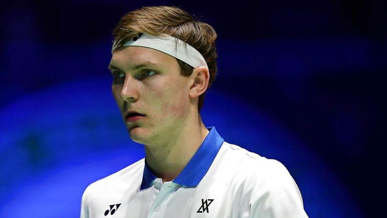 Viktor Axelsen er blevet opereret i sin ankel.