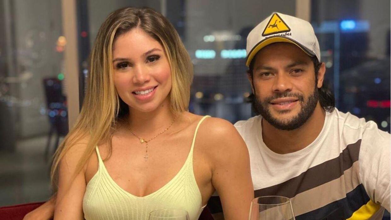 Hulk har fundet sammen med sin ekskones niece Camila.