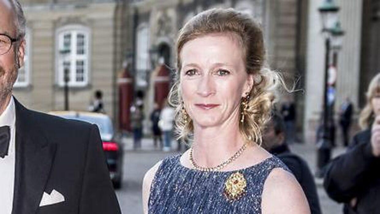 Prinsesse Nathalie er landstræner for det danske dressurhold.