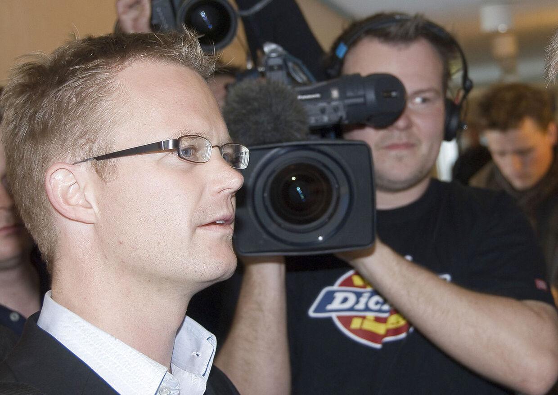 Jeppe Kofod blev genvalgt som spidskandidat på Bornholm otte dage efter, at sagen kom frem i medierne. Foto: Poul-Erik Rath Holm