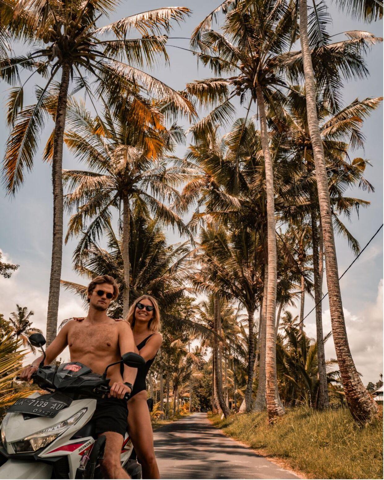 Maja og Stefan har med en enkeltbillet til Portugal besluttet sig for at fortsætte deres rejseeventyr.