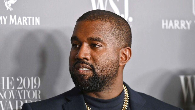 Kanye West er angiveligt blevet gjort tavs på Twitter.