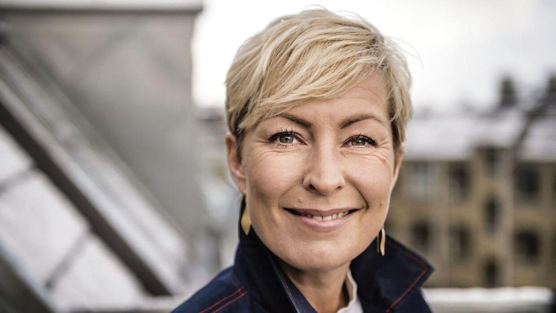 Cecilie Beck har været vært hos TV 2 siden midt 00'erne.