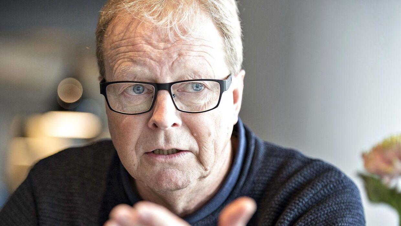 Ulrik Wilbek iw. til BT