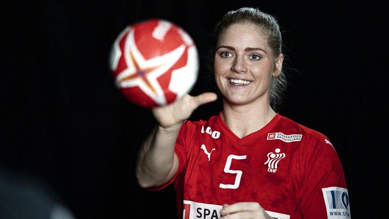 Herning-Ikast må også undvære gravide Sarah Iversen i denne sæson.
