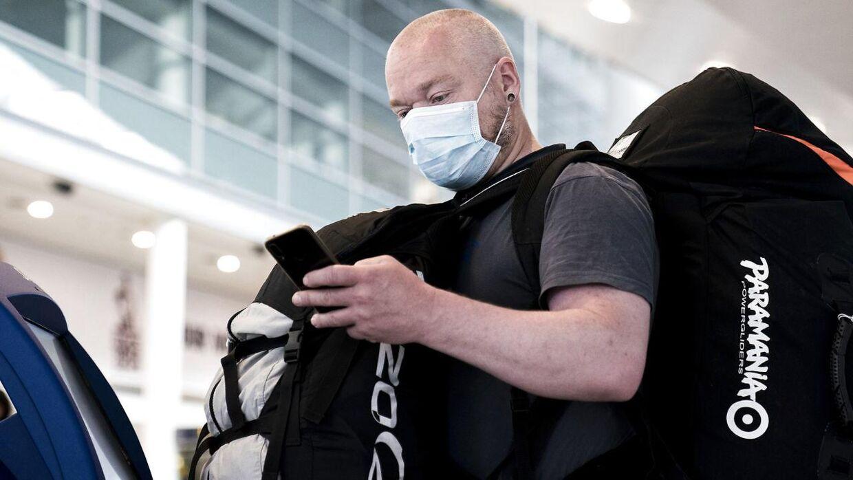 Rejsende til Færøerne skal have foretaget en obligatorisk covid-19 test.
