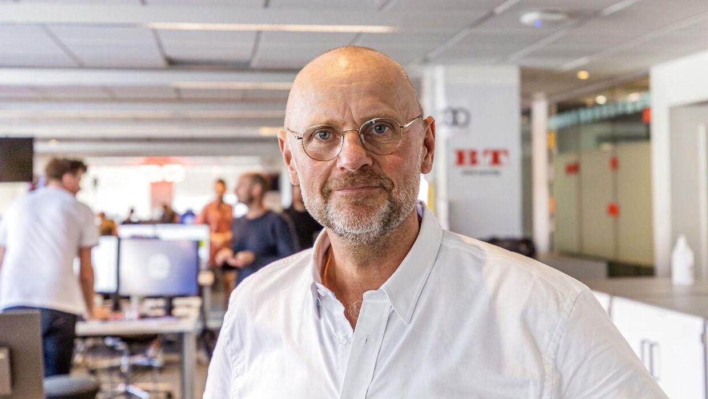 Henrik Qvortrup er politisk redaktør på B.T.