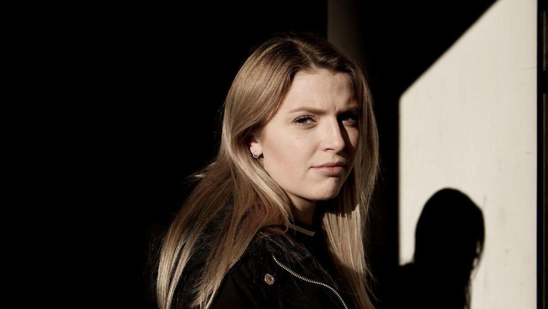 Sonja Marie Jensen er kommunalpolitiker i Nyborg for Socialdemokratiet og har oplevet sexcikane fra DSU-formand.