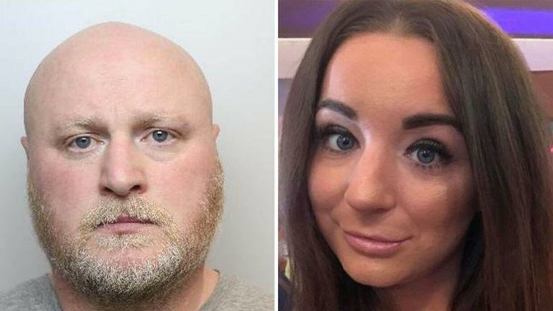 Craig Woodhall har indrømmet, at han brutalt dræbte sin kone med adskilige stik fra en machete.