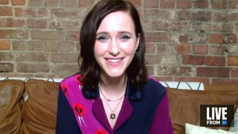 Skuespillerinden Rachel Brosnahan.