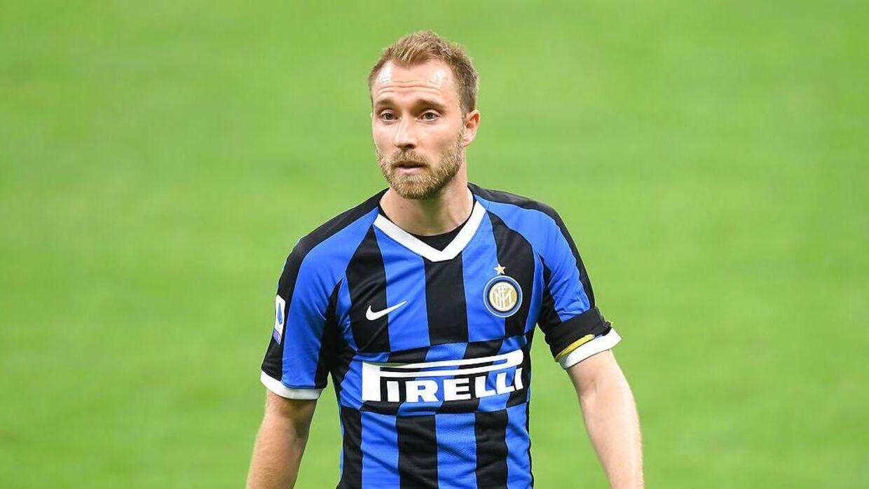 Eriksen kan snart være fortid i Inter.