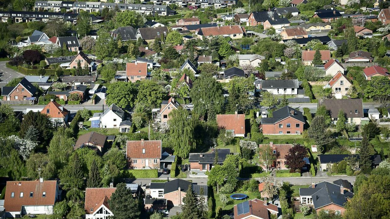 (ARKIV) Boligområde i Storkøbenhavn.