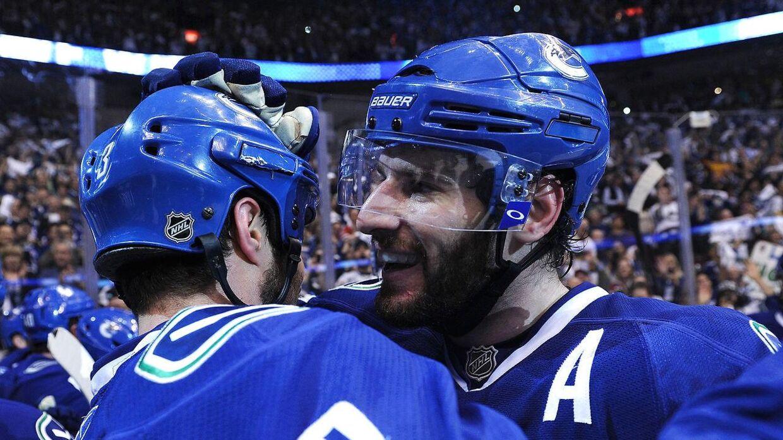 Ryan Kesler har været en stor profil for sine hold i NHL.