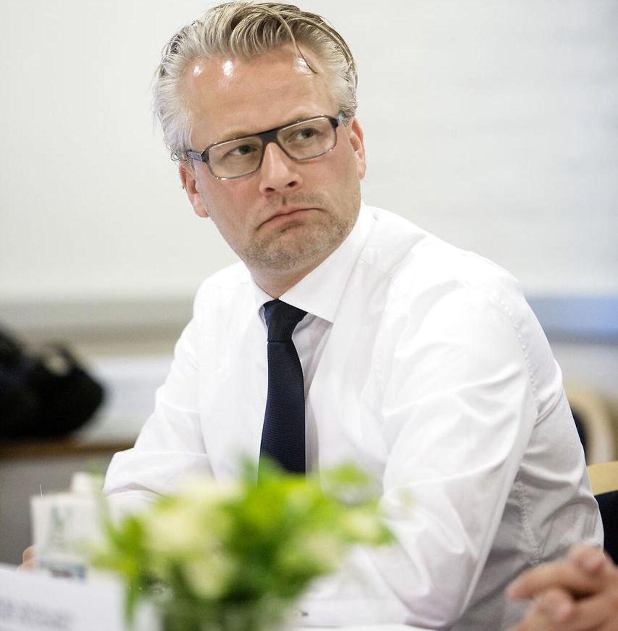 Peter Giørtz-Carlsen fra Arla Foods.