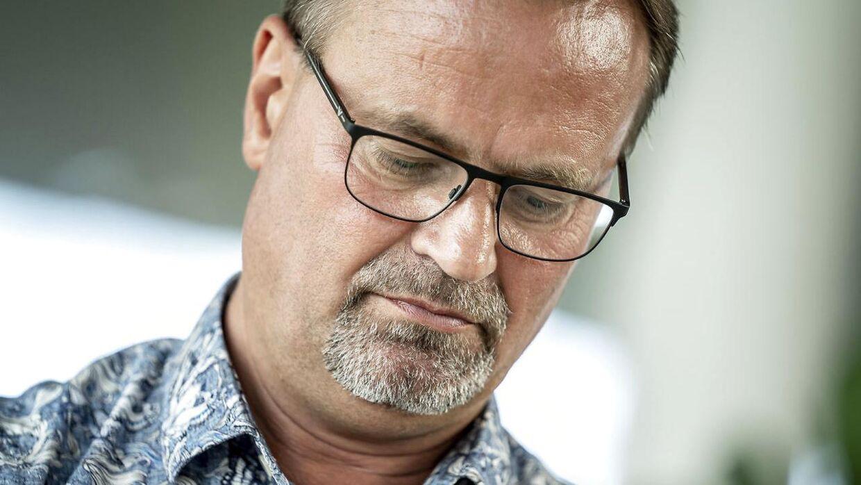 Gordon Ørskov Madsen er på en kongres valgt som ny formand for Danmarks Lærerforening efter Anders Bondo.
