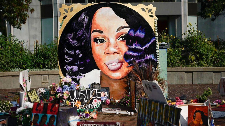 Breonna Taylor blev den 13. marts dræbt af politiet i sit hjem.