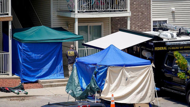 Breonna Taylor lå og sov i sin lejlighed Louisville, Kentucky, da hun blev vækket af politibetjente, der stormede hendes hjem.