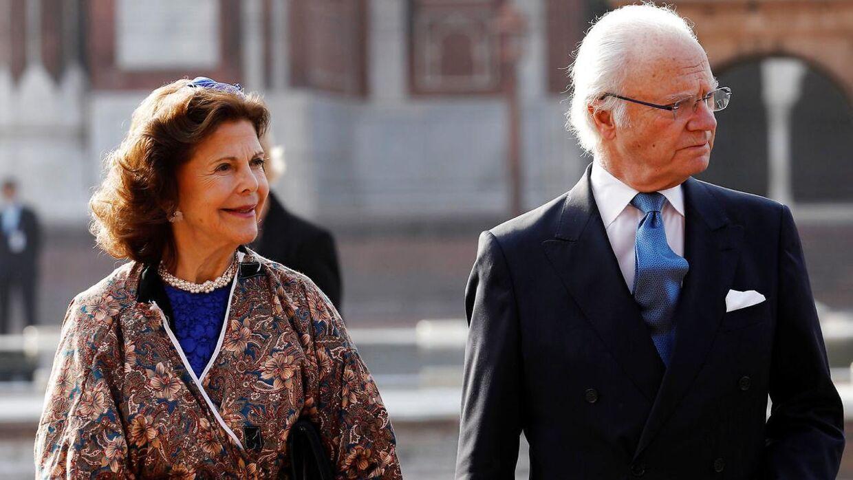 Dronning Silvia er gift med kong Carl Gustaf, som er den danske dronnings fætter.