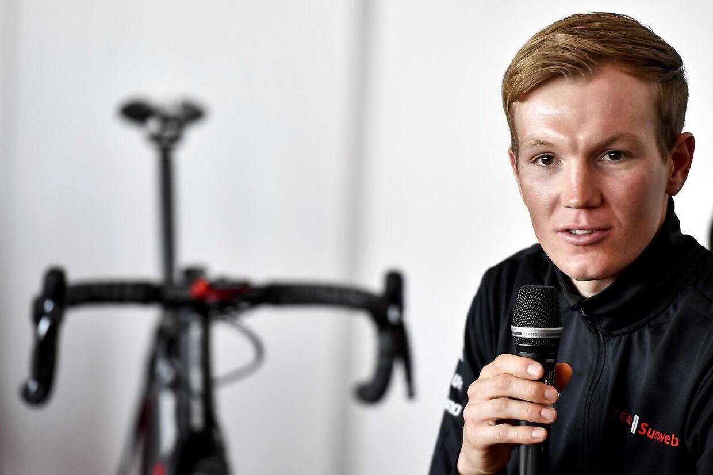 Cykelrytter Søren Kragh Andersen.