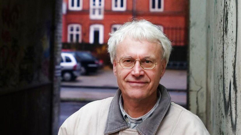 Jan Sneum. Akrivfoto.