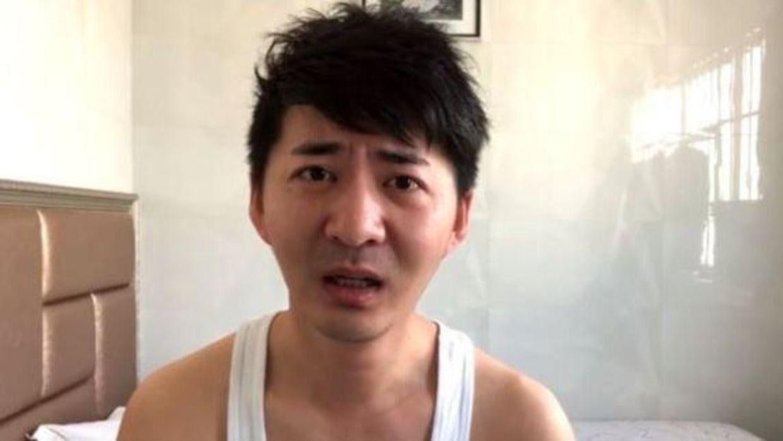 Chen Qiushi forsvandt i februar og kort forinden fortalte han fra sit hotelværelse, at var bange for de kinesiske myndigheder ville gøre noget ved ham.