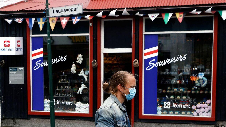Et fransk par er skyld i et smitteudbrud i Reykjavik.