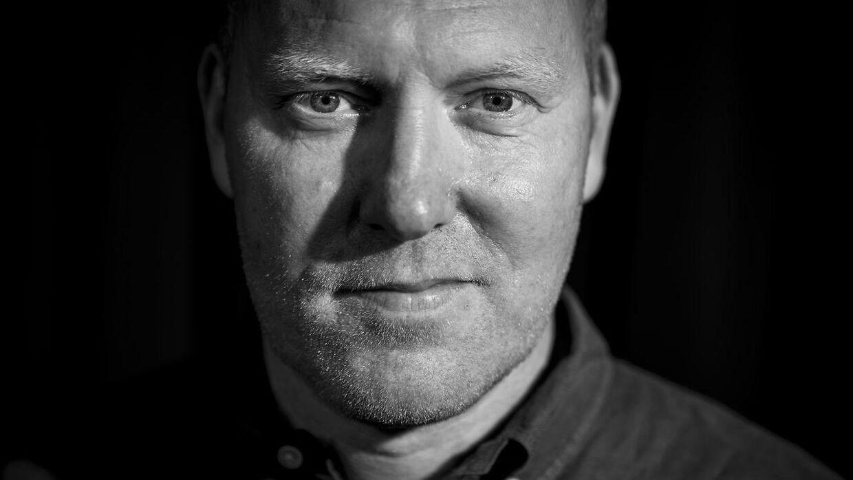 Anders Breinholt fotograferet i 'Natholdets' studie på Frederiksberg, tirsdag den 15. september 2020.