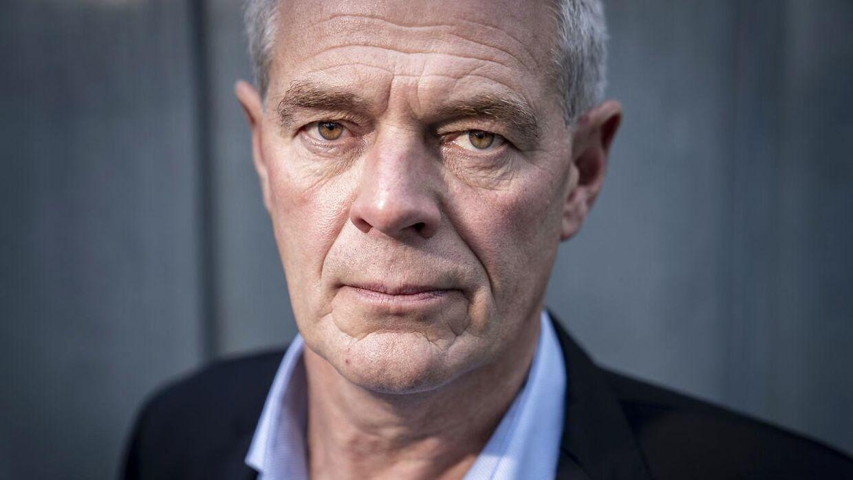 Tidligere drabschef ved Københavns Politi Jens Møller.