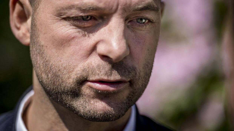 ARKIVFOTO af den politiske leder af Radikale Venstres, Morten Østergaard.