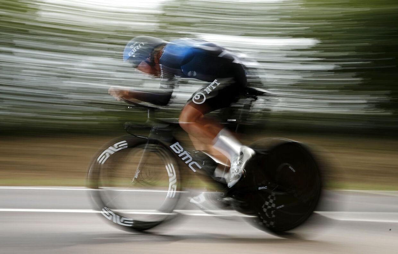 Michael Valgren gennemførte Tour de France for NTT Pro Cycling, men han blev aldrig så synlig, som han gerne ville.