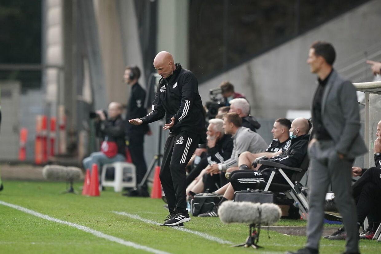 Superliga: Vejle Boldklub - FC København. Søndag den 27 september 2020. Vejle Stadion.