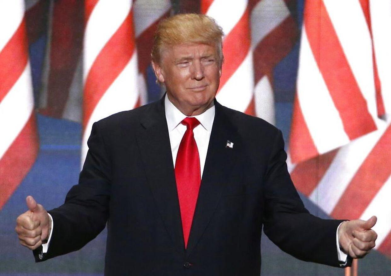 Donald Trump har endnu ikke reageret på Brad Parscales tvangsindlæggelse.