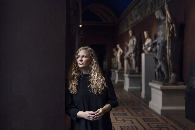 Anne Valentina Berthelsen, SF, har selv stået frem med flere grænseoverskridende oplevelser på Christiansborg.