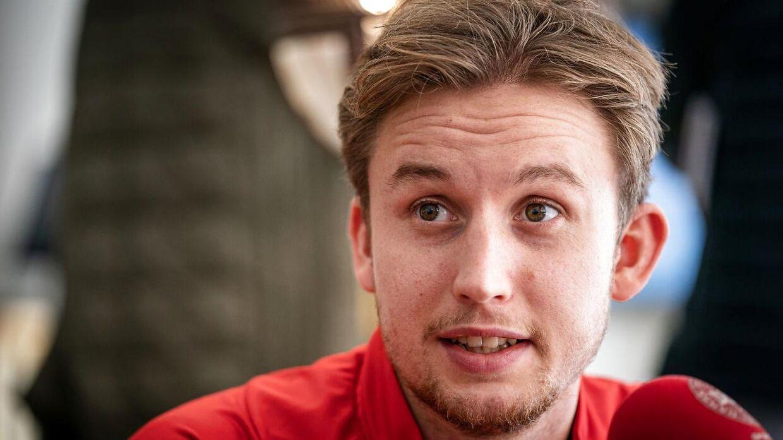 Frederik Rønnow er snart ny spiller i Schalke 04.