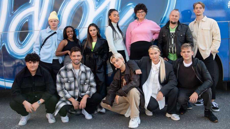 Halvdelen af deltagerne i den svenske udgave af 'Idol' har fået corona.