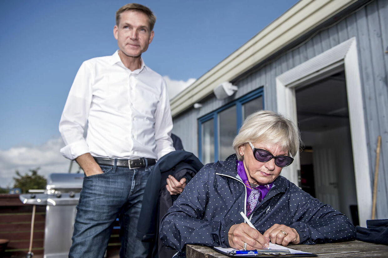 Forholdet mellem Thulesen Dahl og Pia Kjærsgaard er blevet belastet (Foto: Mads Claus Rasmussen/Ritzau Scanpix)