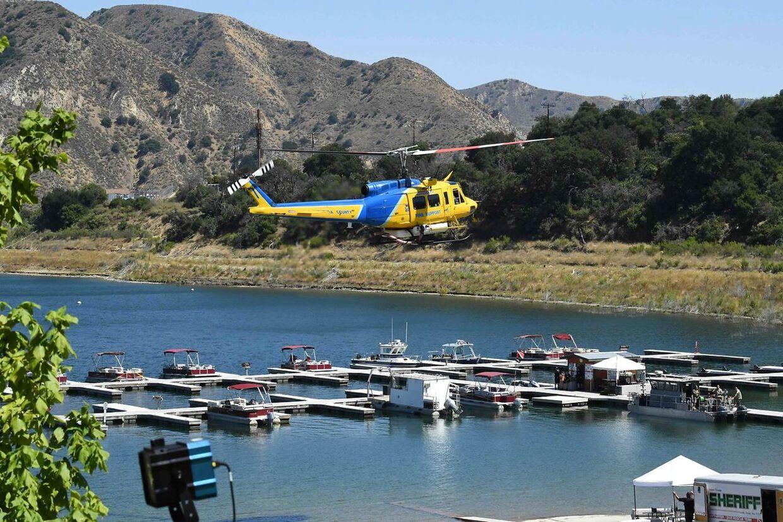 I flere dage ledte man efter Naya Rivera til båds og med helikopter, men 13. juli blev hendes lig fundet i søen.