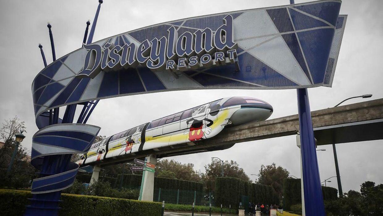 Disneyland i Californien har hårdt ramt af coronakrisen.