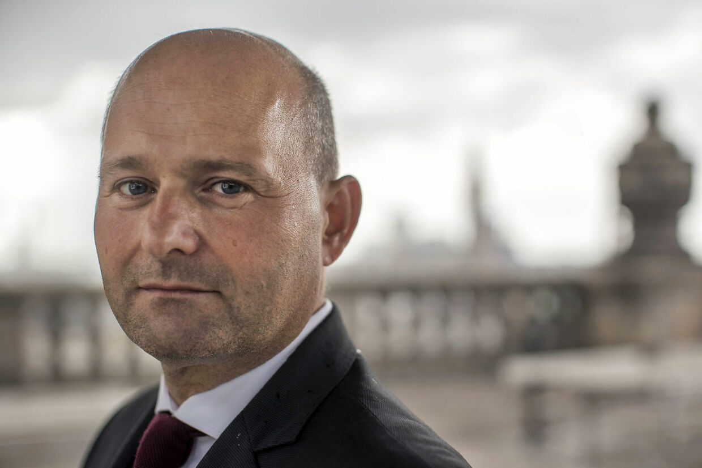 Bandepakkerne virker, siger Søren Pape Poulsen, der stod bag 'Bander bag tremmer'.