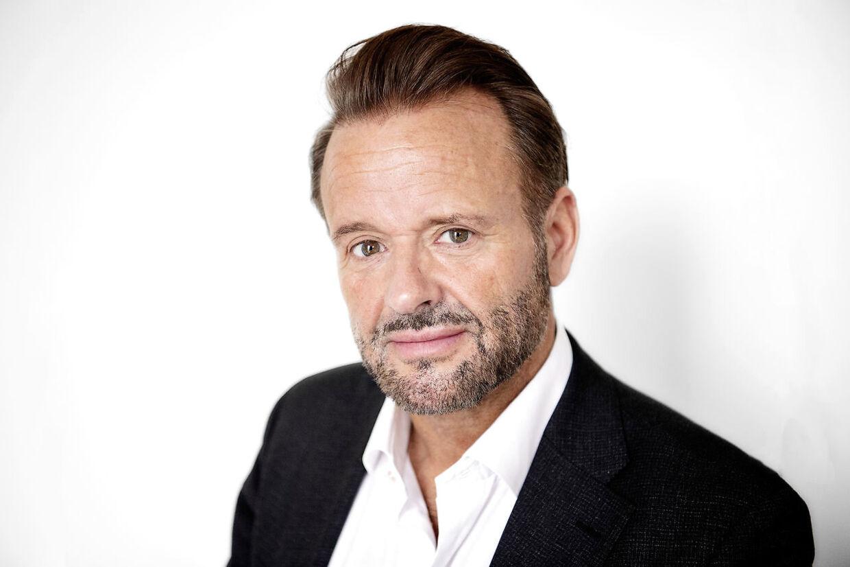 stylist Dennis Knudsen i B.T.s valgplanel 2019 BT Valgpanel op til folketingsvalg Dennis Knudsen