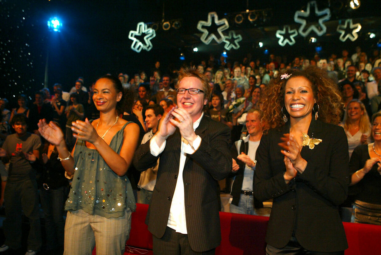 Stjerne for en aften på DR. Her tre dommere: Jaqueline Friis-Mikkelsen, Jan Lysdahl og Zindy Laursen.
