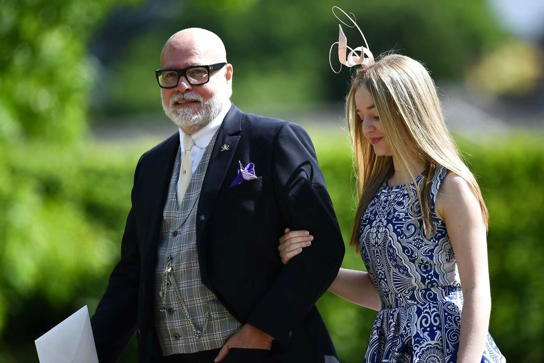 Gary Goldsmith, der er onkel til Kate Middleton, er rasende over Hertuginde Meghan og Prins Harrys meldinger på Zoom.