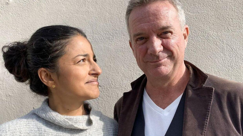 Divya Das og Kim Bildsøe Lassen har i en årrække været kærester, kolleger og konkurrenter.