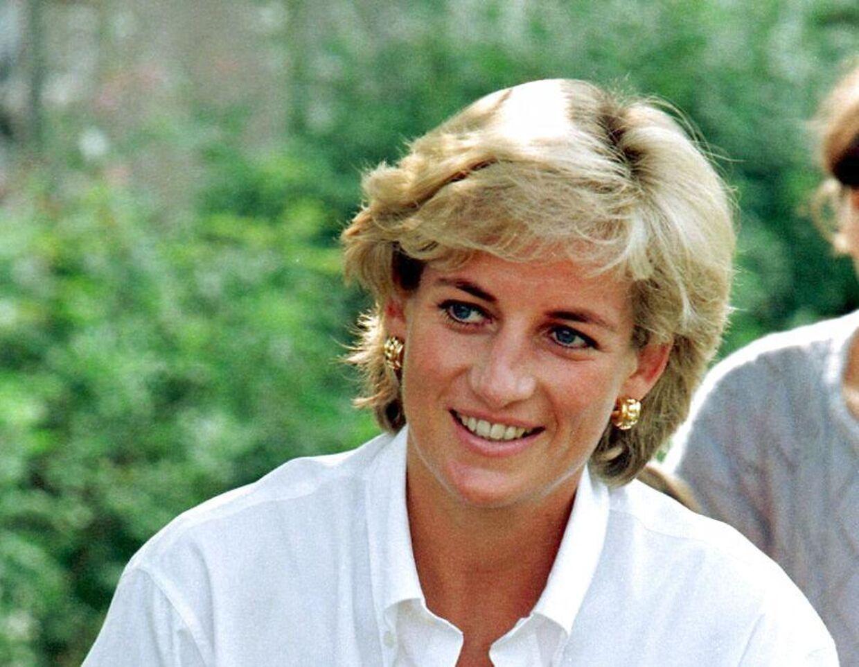Diana fotograferet i august 1997, få måneder før sindød.