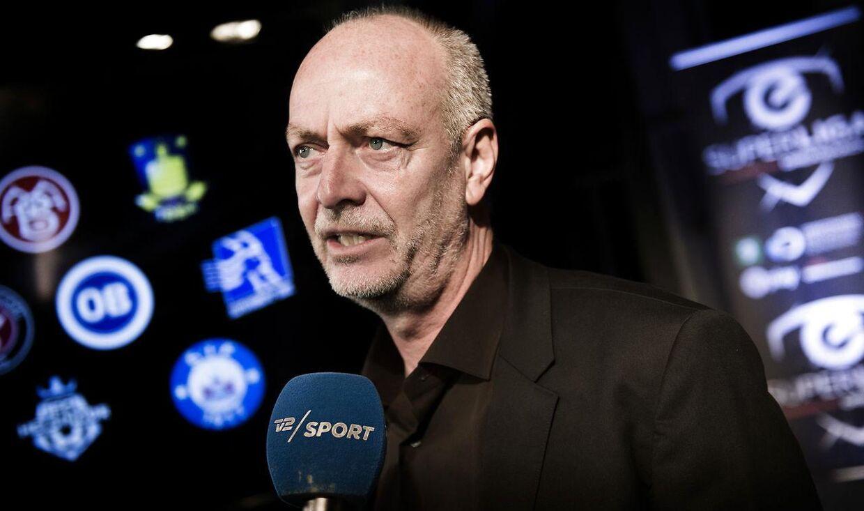 Claus Thomsen, direktør i Divisionsforeningen.