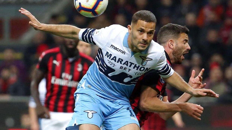 Durmisi var i dialog med Brøndby, men er stadig Lazio-spiller.